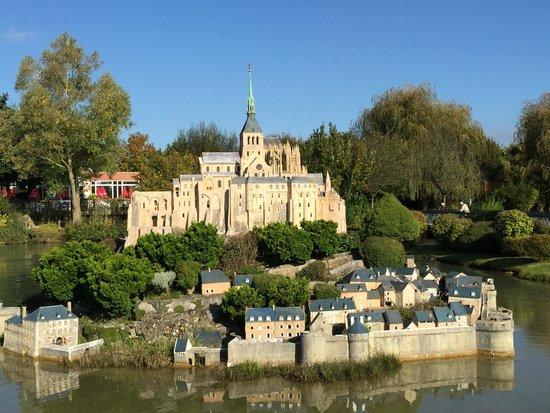 France Miniature: Mont St Michel