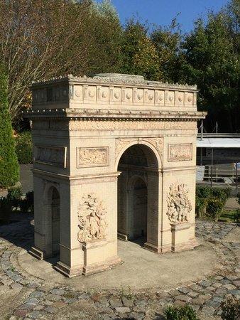 France Miniature: Arc de Triomphe
