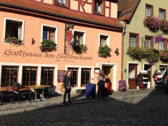 """Hotel """"Am Siebersturm"""" : Hotel"""