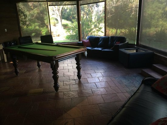 Boranup Forest Retreat: Games room