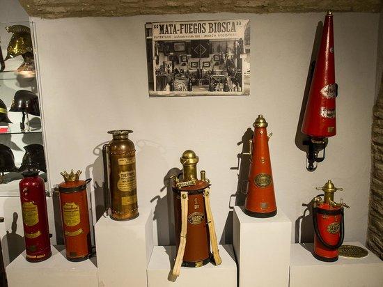 Museo del Fuego y de los Bomberos de Zaragoza - Picture of Museo del Fuego y ...