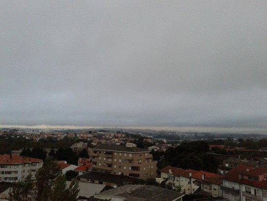 Axis Porto Business & Spa Hotel : Panorama (5° piano)