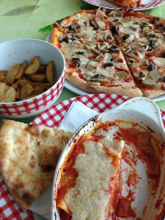 Pepenero Italian Fast Food & Pizzeria: DELICIOUS !!!