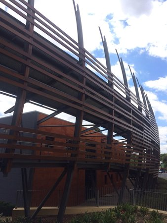 National Wine Centre of Australia : Outside facade