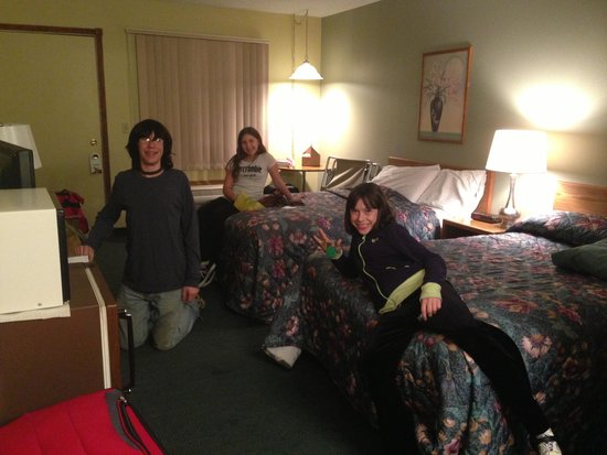 Ann's Motel: They like it!