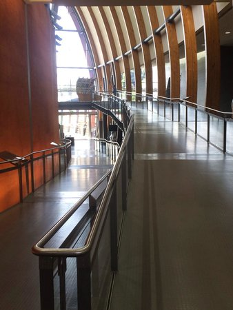 National Wine Centre of Australia : Main foyer