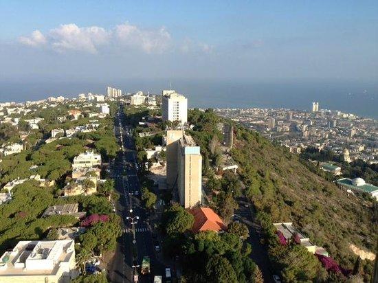 Dan Panorama Haifa: view
