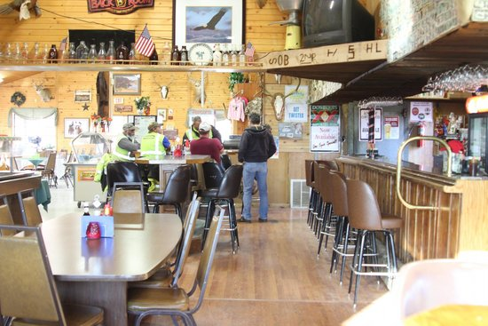 Bar Dining Area Picture Of Buffalo Gap Guest Ranch And Trail Head Medora Tripadvisor