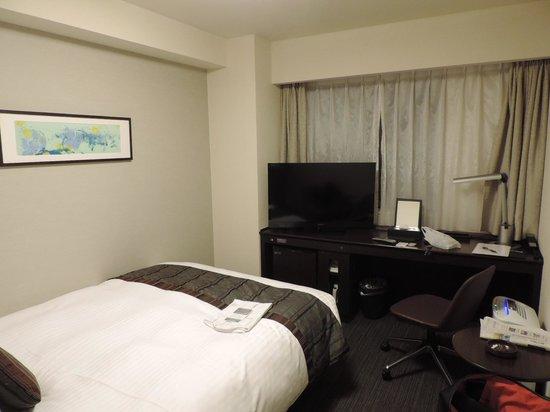 Richmond Hotel Yamagata-ekimae: シングルルーム