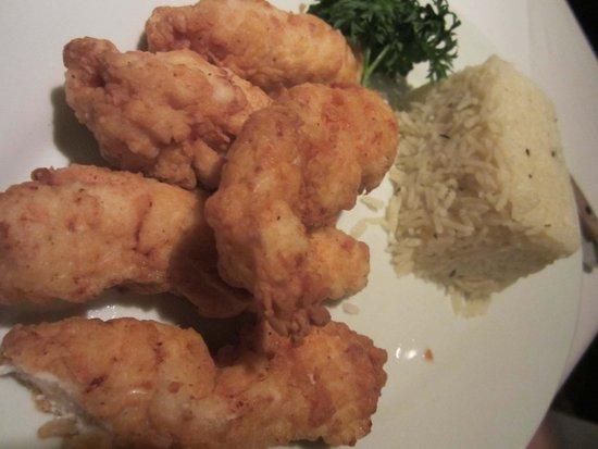 Harris' Steakhouse : Chicken Nuggets