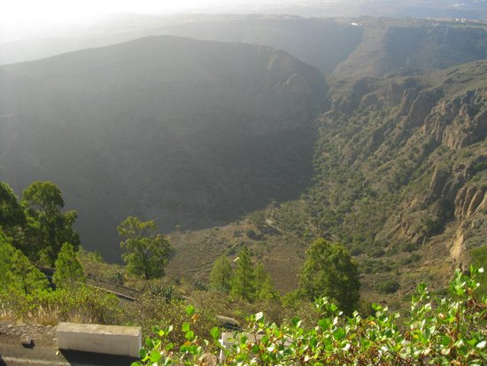 Low Cost Tours Gran Canaria: The Bandama's crater