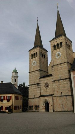 Konigliches Schloss Berchtesgaden : Good Plaza