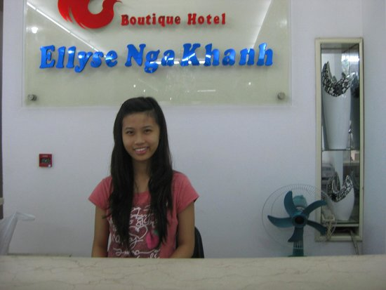 Ellyse Nga Khanh Hotel: A smile to launch a 1000 ships