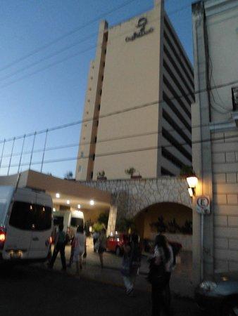 Gamma de Fiesta Inn Merida El Castellano: Отель