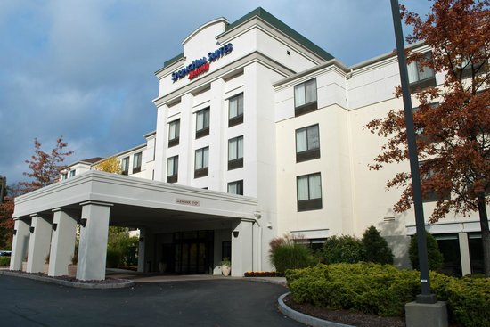 SpringHill Suites Boston Andover: Front Exterior