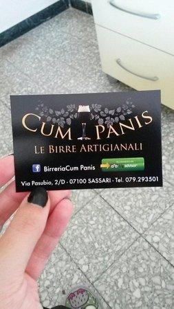 I Gerani: Biglietto da visita