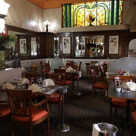 Le Grand Hotel de Valenciennes : Restaurant du Grand Hôtel de Valenciennes