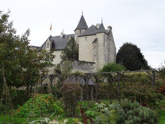 Château de la Motte & jardin Usseau