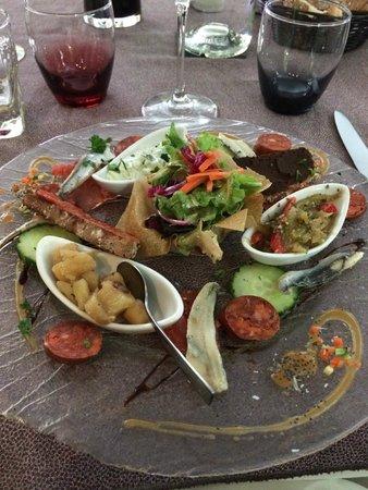 Restaurant Capion: Tapas. Miam Miam!