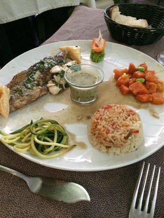 Restaurant Capion: Fab Fish!