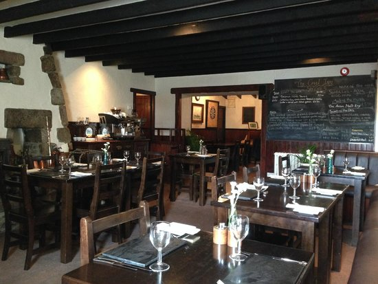 The Creel Inn: Inside Seating