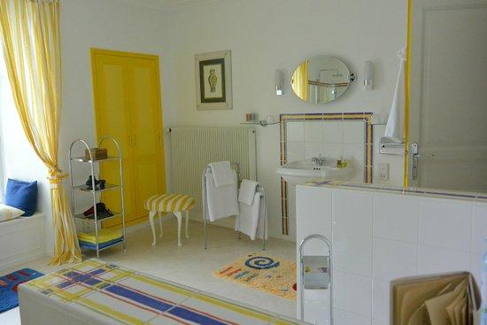 Culey Le Patry, Francia: バスルーム2