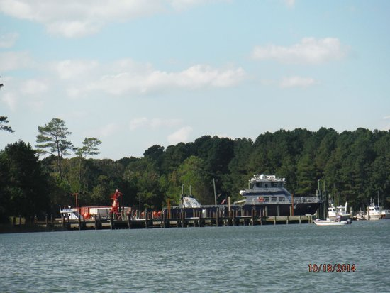 Noaa Boat Picture Of Owl Creek