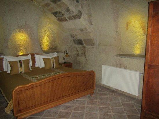 Dere Suites Cappadocia: Habitación