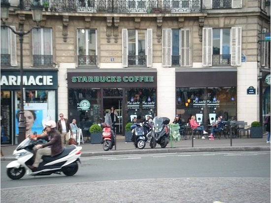 Photo of Cafe Starbucks - Motte Picquet at 66 Avenue De La Motte Picquet, Paris 75015, France