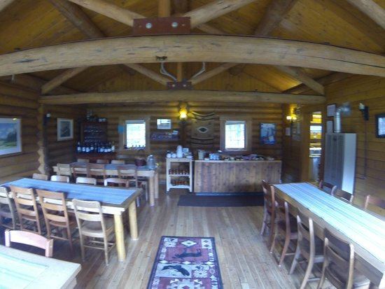 Shadow Lake Lodge: Speisesaal