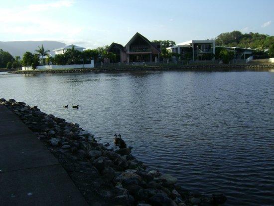 Blue Lagoon Resort: The lagoon