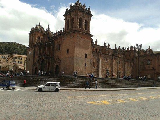 MamaSara Hotel: centro de Cusco