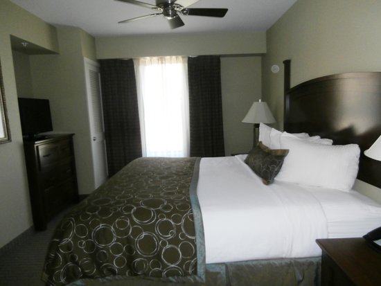 Staybridge Suites Columbia: Nice room