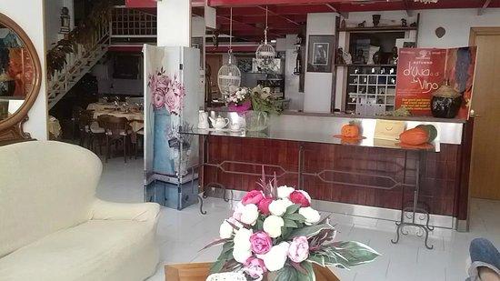 Hotel Silva : Reception