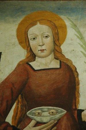 Sant'Ambrogio di Torino, Italy: Dans l'église