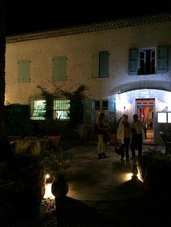 La Verdoyante: October evening