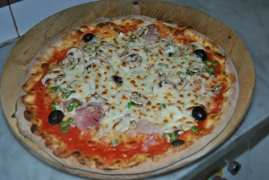 Pizza Style