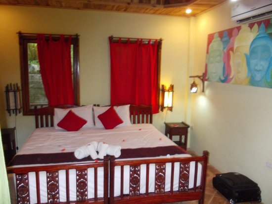 Zen Namkhan Boutique Resort: Superior Room
