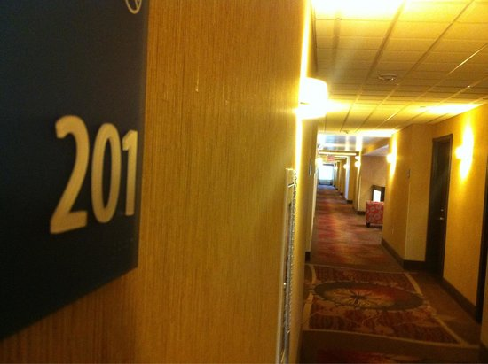 Holiday Inn Express Hotel & Suites Cheyenne: Second floor room