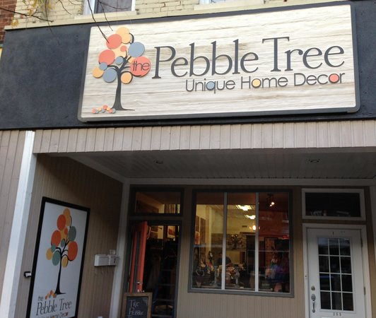 The Pebble Tree