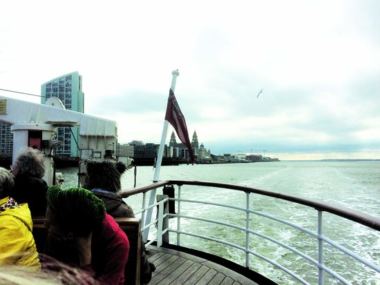 Ferry Across The Mersey Tour