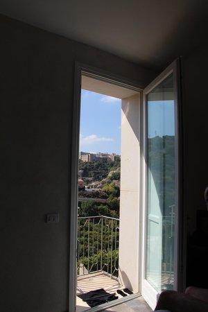 Hotel dell'Orologio : vue de la chambre
