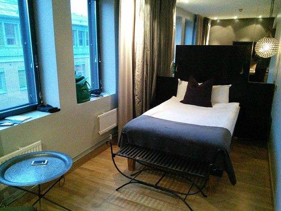 Hotel by Maude: Sängen