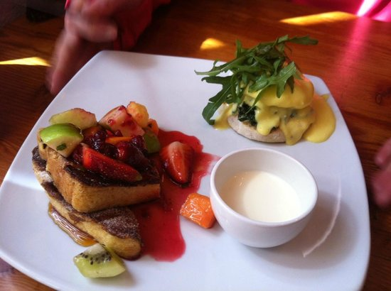 Salvationcafe: The Duo Breakfast