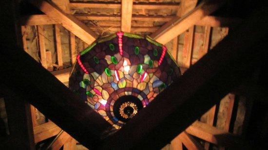 Peace & Plenty B&B: Morrocon lantern