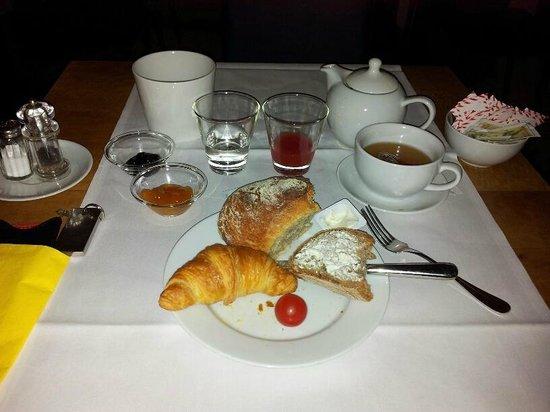 Hotel Rossli: Good breakfast!