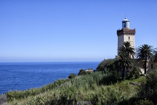 Morocco Private Tours & Excursions: Spartel Light House Morocco