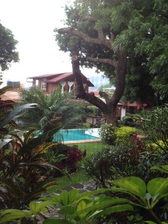 Hotel Boutique Xacallan: Alberca