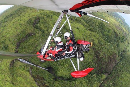 Hang Gliding Maui: Waimoku Falls