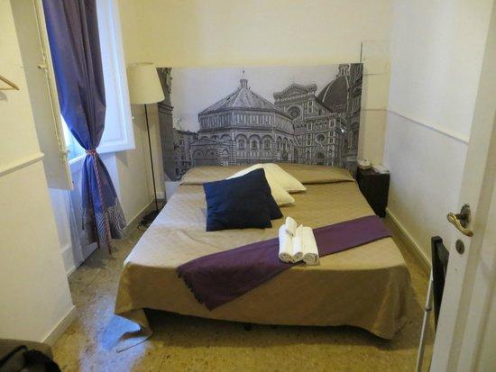 Duomo View B&B: la habitacion